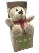 Communion Gift: Bear in a Box(PL14050)