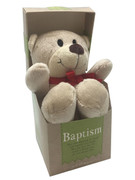 Baptism Gift: Bear in a Box(PL14053)