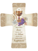 Communion Gift: Porcelain Cross(CR201CM)
