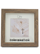 Frame: Confirmation with Dove Motif (PL30000)