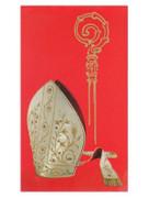 Laminated Holy Card (each): Bishop Symbols (LCBISHOP)