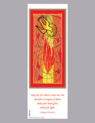 Laminated Bookmark: Confirmation (LCF055)