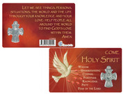 Laminated Charm Prayer Card: Confirmation (LC30025)