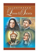 Children's Book: Illustrated Lives of the Saints Vol 1 (0899429397)