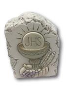 Communion Gift: Stone Look Chalice 7.5cm (PLC5045)