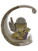 """Communion Gift: Symbols in """"C"""" 10.5cm (PL5070)"""