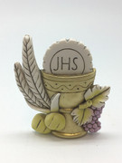 Communion Gift: Symbols 8cm (PL5069)