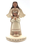 Angel & Communion Girl Statue10cm (ST5074)