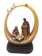 All-In-One Resin Nativity Scene (NST10082)