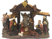 Nativity Set: All-in-One, 26cm(NS10092)