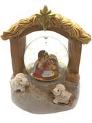 Nativity Globe: 9cm (NST10064)