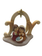 Mini Nativity Scene All-in-one 8cm(NST10069)