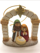 Mini Nativity Scene All-in-one 6cm(NST10071)