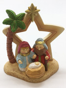 Mini Nativity Scene All-in-one 7cm(NST10070)