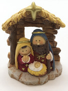 Mini Nativity Scene All-in-one 7cm(NST10068)