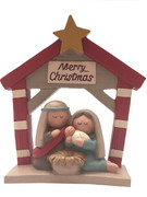 Nativity Scene All-in-one 12cm(NST10072)