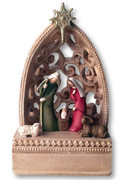 LED Nativity Scene 12.5cm(NST10006)