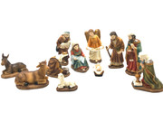 Nativity Set: 11 pieces, 16cm (NS10103)