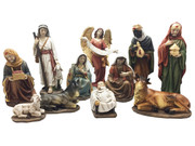 Nativity Set 11 pieces 25cm (NS10099)