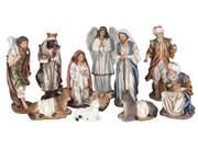 Nativity Set 11 pieces 45cm (NS10089)