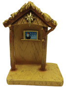 Stable Suitable for 12cm Nativity (NS93000)