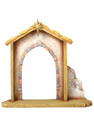 Stable Suitable for 15cm Nativity (NS90000)