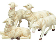 Sheep for 20cm Nativity Set (each)(NS1212)