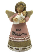 Little Blessing Angel: Baby Pink(ST7028)
