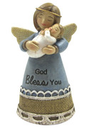 Little Blessing Angel: Baby Blue(ST7029)