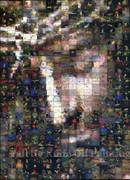 Unframed Canvas Print: Head of Christ 40x60cm (PI20X20HEAD)