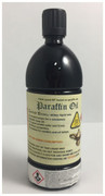 Paraffin Lamp Oil: 1 Litre Bottle PURPLE (CL1001P)