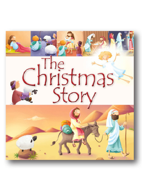 The Christmas Story Book.Children S Book The Christmas Story 1781282823