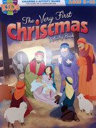 Children's Activity Book: The Very First Christmas (1593179540)