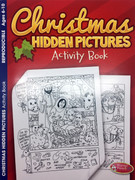 Children's Activity Book: Christmas Hidden Pictures (1593177478)
