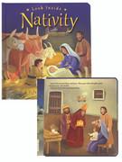 Children's Lift Flap Book: Look Inside Nativity (0745976112)