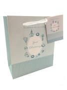 Gift Bag: Christening Small (GB6112S)