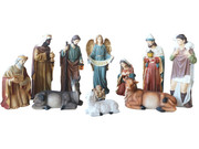 Fiberglass Nativity Set 11 pieces 81cm (NS10116)