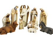 Nativity Set 11 pieces 30cm (NS10119)