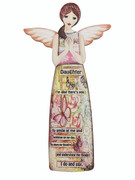 Porcelain Message Angel: Daughter(AN81267)