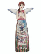 Porcelain Message Angel: Sister(AN81304)