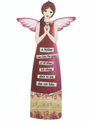 Porcelain Message Angel: Mother(AN81342)