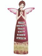 Porcelain Message Angel: Mother(AN81342)