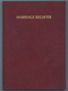 Marriage Register (BKMARR)