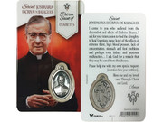 Window Charm Prayer Card: St Josemaria (LCG112)