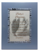 Baby Gift: Frame Blue (PLB6085)