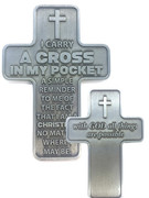 Pocket Cross: Cross In Pocket (CR20062)