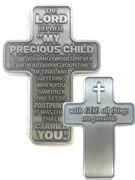 Pocket Cross: Precious Child (CR20064)