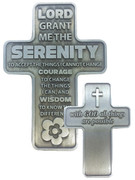 Pocket Cross: Serenity Prayer(CR20073)