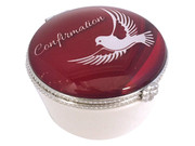 Rosary or Trinket Box: Confirmation (BX30039)