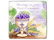 Communion Gift: Wall Plaque (MP402)